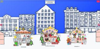 Weihnachtsmarkt Einsiedeln